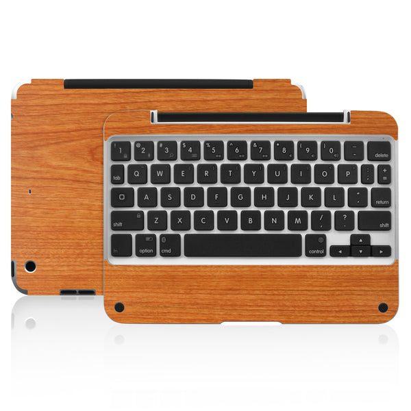 Clamcase Pro Mini Skin - Light Wood - iCarbons