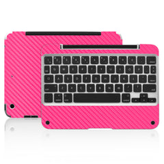 Clamcase Pro Mini Skin - Pink Carbon Fiber