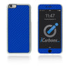 iPhone 6 Plus / 6S Plus HD Skin Case - Carbon Fiber - iCarbons - 6
