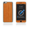 iPhone 6 Plus / 6S Plus HD Skin Case - Wood Grain - iCarbons - 3