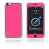iPhone 6 Plus / 6S Plus HD Skin Case - Carbon Fiber - iCarbons - 5
