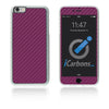 iPhone 6 Plus / 6S Plus HD Skin Case - Carbon Fiber - iCarbons - 8