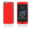 iPhone 6 Plus / 6S Plus HD Skin Case - Carbon Fiber - iCarbons - 3