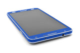 Samsung Galaxy Note 3 - Blue Carbon Fiber - iCarbons - 5