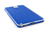 Samsung Galaxy Note 3 - Blue Carbon Fiber - iCarbons - 4