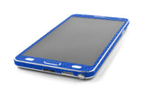 Samsung Galaxy Note 3 - Blue Carbon Fiber - iCarbons - 3