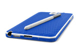 Samsung Galaxy Note 3 - Blue Carbon Fiber - iCarbons - 2