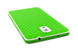 Samsung Galaxy Note 3 - Green Carbon Fiber - iCarbons - 5