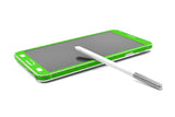 Samsung Galaxy Note 3 - Green Carbon Fiber - iCarbons - 6