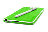 Samsung Galaxy Note 3 - Green Carbon Fiber - iCarbons - 7