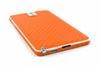 Samsung Galaxy Note 3 - Orange Carbon Fiber - iCarbons - 3