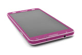 Samsung Galaxy Note 3 - Purple Carbon Fiber - iCarbons - 4