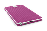 Samsung Galaxy Note 3 - Purple Carbon Fiber - iCarbons - 3