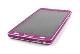 Samsung Galaxy Note 3 - Purple Carbon Fiber - iCarbons - 2