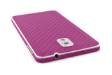 Samsung Galaxy Note 3 - Purple Carbon Fiber - iCarbons - 5