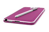 Samsung Galaxy Note 3 - Purple Carbon Fiber - iCarbons - 7