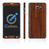Samsung Galaxy Note 5 Skins - Wood Grain - iCarbons - 2