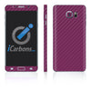 Samsung Galaxy Note 5 Skins - Carbon Fiber - iCarbons - 8