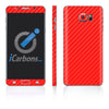 Samsung Galaxy Note 5 Skins - Carbon Fiber - iCarbons - 3