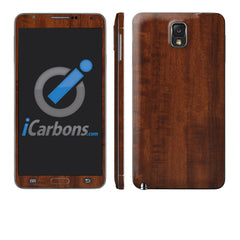 Samsung Galaxy Note 3 - Dark Wood