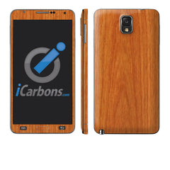 Samsung Galaxy Note 3 - Light Wood