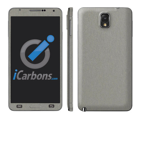 Samsung Galaxy Note 3 - Brushed Titanium