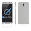 Samsung Galaxy S4 Skins - Brushed Metal - iCarbons - 2