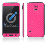 Samsung Galaxy S5 Skins - Carbon Fiber - iCarbons - 6