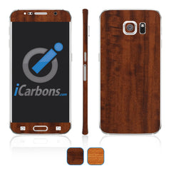Samsung Galaxy S6 Skins - Wood Grain