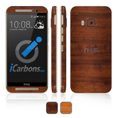 HTC ONE M9 Skins - Wood Grain
