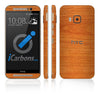 HTC ONE M9 Skins - Wood Grain - iCarbons - 3