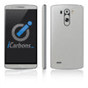 LG G3 Skins - Brushed Metals - iCarbons - 2