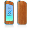 iPhone 5C Skins - Wood Grain - iCarbons - 5