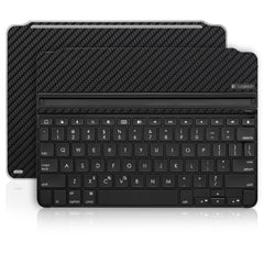 iPad Air 2 Logitech Ultrathin Keyboard Skin - Black Carbon Fiber