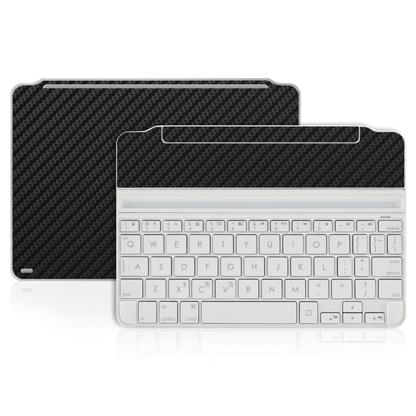 Logitech Ultrathin Keyboard Cover Mini Skin - Black Carbon Fiber - iCarbons - 1