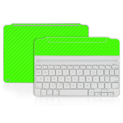 Logitech Ultrathin Keyboard Cover Mini Skin - Green Carbon Fiber