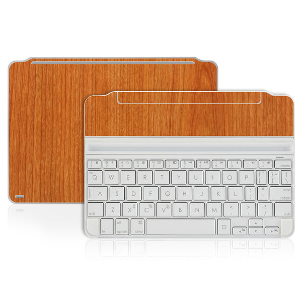 Logitech Ultrathin Keyboard Cover Mini Skin - Light Wood - iCarbons - 1