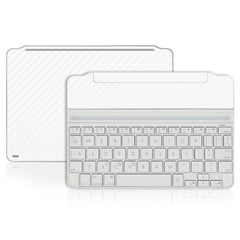 Logitech Ultrathin Keyboard Cover Mini Skin - White Carbon Fiber