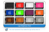 "MacBook Pro 13"" Retina Skin (Mid 2012 - Mid 2016) - Brushed Metal - iCarbons - 14"