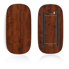 Magic Mouse 2 Skin - Wood Grain