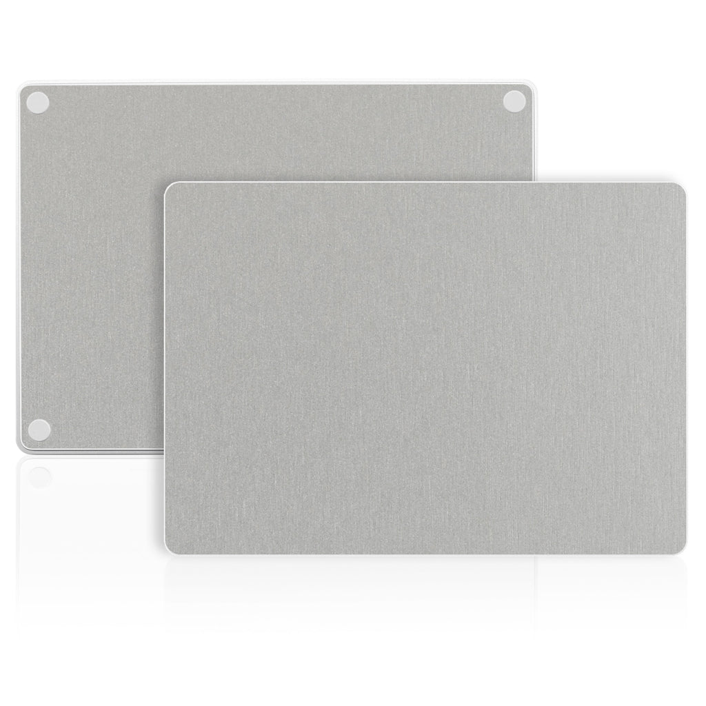 Magic Trackpad 2 Skins - Brushed Metal - iCarbons - 1