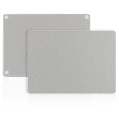 Magic Trackpad 2 Skins - Brushed Metal