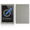 Microsoft Surface 3 Skins - Brushed Metal - iCarbons - 4