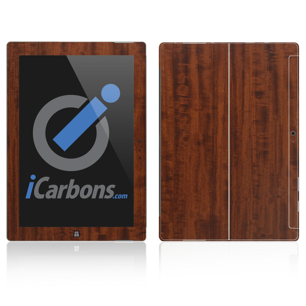 Microsoft Surface 3 Skins - Wood Grain - iCarbons - 1
