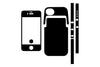New Mophie Juice Pack Air - Battery Case Skin - iCarbons - 2
