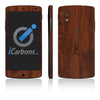 Nexus 5 Skins - Wood Grain - iCarbons - 2