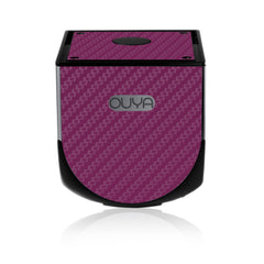 OUYA - Purple Carbon Fiber