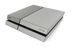 Playstation 4 Two/Tone - Brushed Aluminum/Titanium
