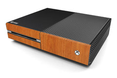 Xbox One Two/Tone - Black/Light Wood