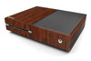 Xbox One Skins - Wood Grain - iCarbons - 2